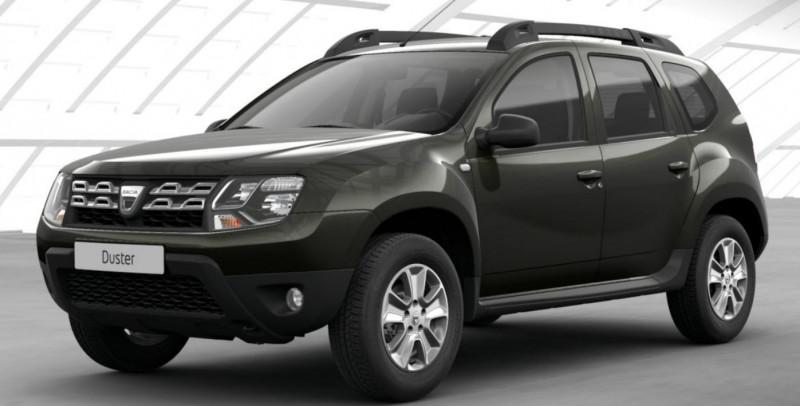 Dacia Duster 1.3 TCe 150ch FAP Prestige 4x2 Noir occasion à MORLAIX CEDEX