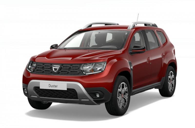 Dacia Duster 1.3 TCe 150ch FAP Techroad 4x2 Rouge occasion à SAINT BRIEUC