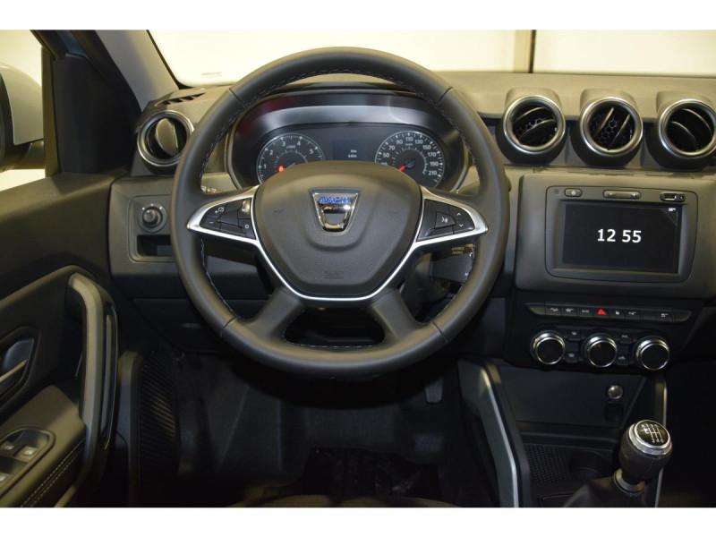 Dacia Duster 1.5 Blue dCi - 115 4x4 E6U  II Prestige Gris occasion à Riorges - photo n°9