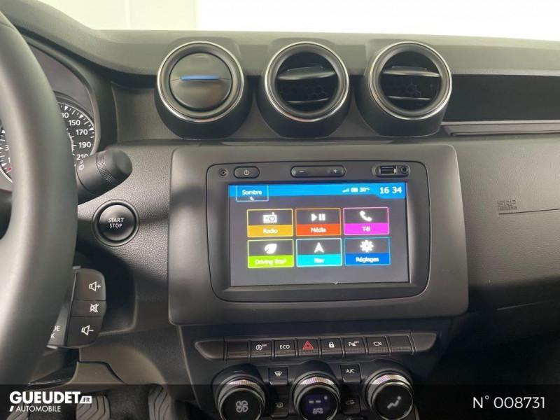 Dacia Duster 1.5 Blue dCi 115ch 15 ans 4x2 - 20 Noir occasion à Cluses - photo n°11
