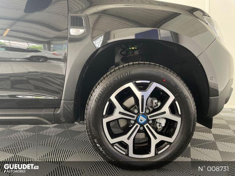 Dacia Duster 1.5 Blue dCi 115ch 15 ans 4x2 - 20 Noir occasion à Cluses - photo n°9