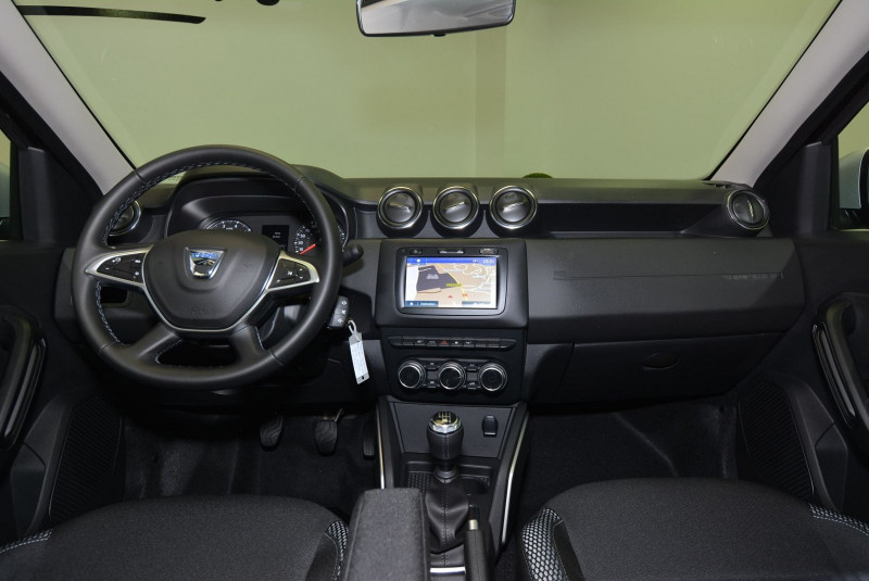 Dacia Duster 1.5 BLUE DCI 115CH PRESTIGE 4X2 - 20 Noir occasion à Quimper - photo n°5