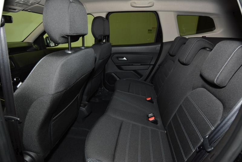 Dacia Duster 1.5 BLUE DCI 115CH PRESTIGE 4X2 - 20 Noir occasion à Quimper - photo n°4