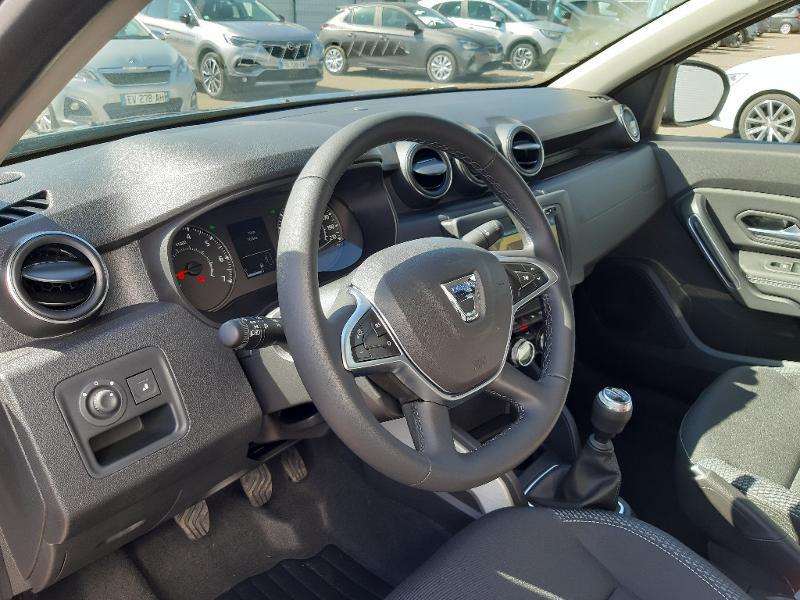 Dacia Duster 1.5 Blue dCi 115ch Prestige 4x2 E6U Gris occasion à Sens - photo n°7