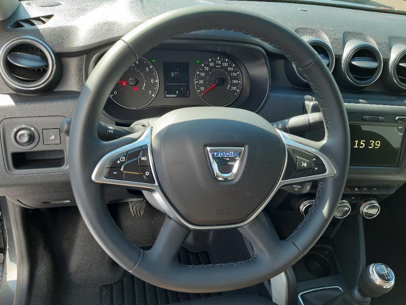 Dacia Duster 1.5 Blue dCi 115ch Prestige 4x2 E6U Gris occasion à Sens - photo n°9