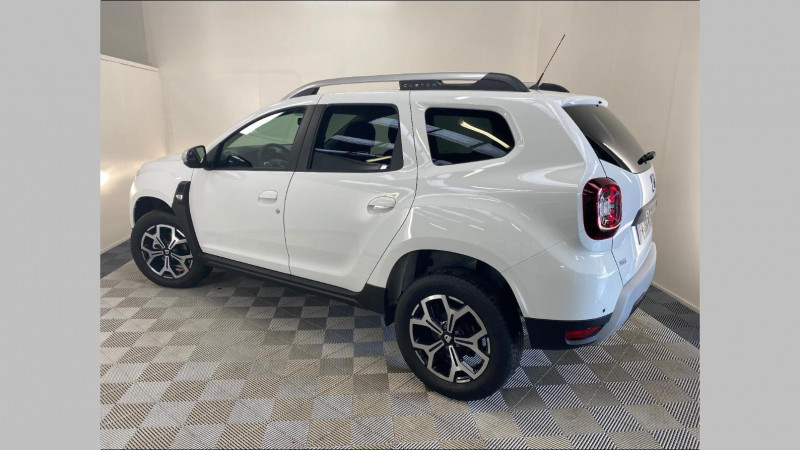 Dacia Duster 1.5 Blue dCi 115ch Prestige 4x2 Blanc occasion à SAINT-LO - photo n°4