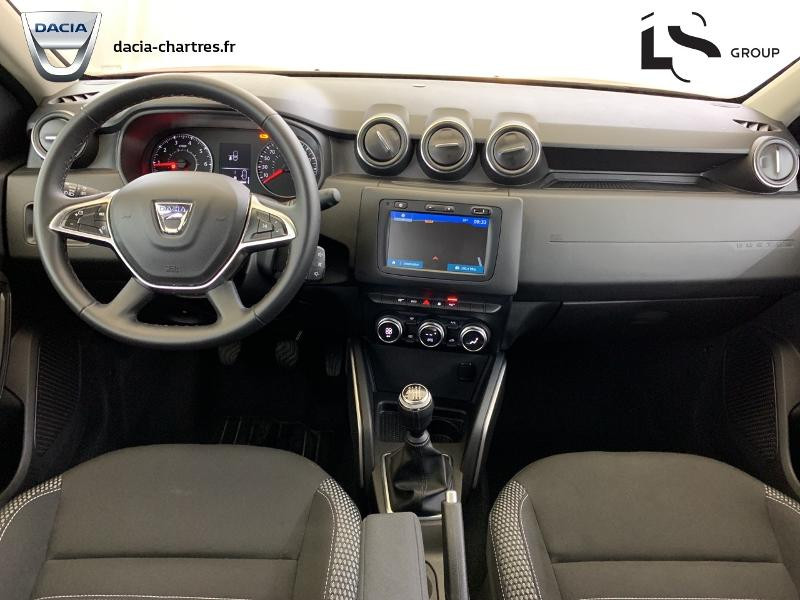 Dacia Duster 1.5 Blue dCi 115ch Prestige 4x2 Orange occasion à Chartres - photo n°6