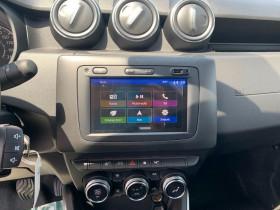 Dacia Duster 1.5 BLUEDCI 115 PRESTIGE 4X2 CAMERA CLIM AUTO Noir occasion à Biganos - photo n°7