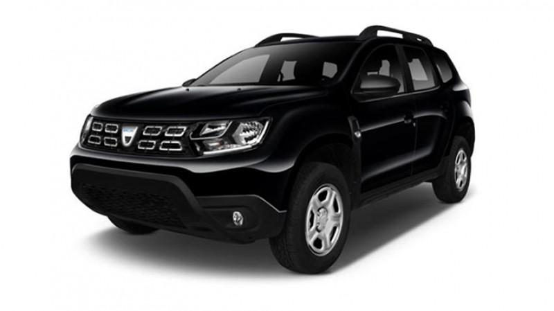 Dacia Duster 1.5 bluedci 115cv bvm6 4x4 confort + navi + clim auto Noir occasion à Riorges