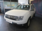 Dacia Duster 1.5 dCi 110 4x2 Lauréate Blanc à QUIMPER 29