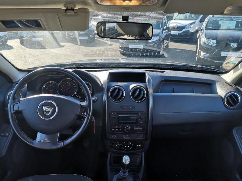 Dacia Duster 1.5 dci 110 4x2 lauréate Gris occasion à Saint-Malo - photo n°5