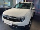 Dacia Duster 1.5 dCi 110 4x2 Lauréate2 Blanc à QUIMPER 29