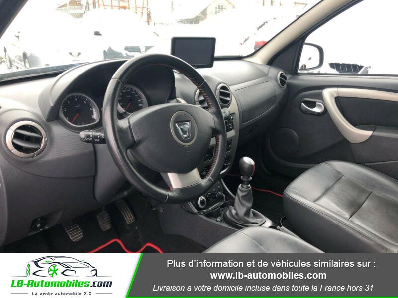Dacia Duster 1.5 DCI 110 4x4 Noir occasion à Beaupuy - photo n°4