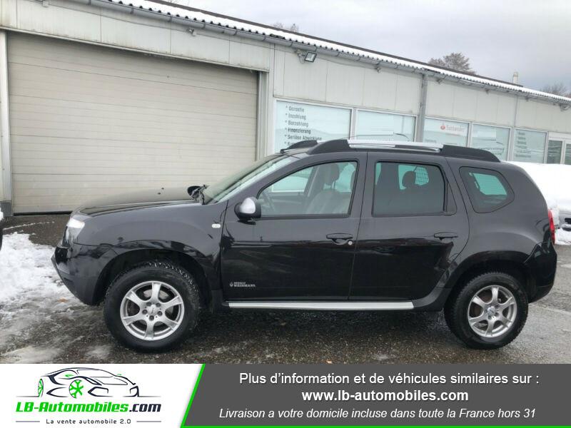 Dacia Duster 1.5 DCI 110 4x4 Noir occasion à Beaupuy - photo n°12