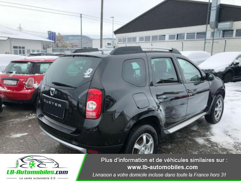 Dacia Duster 1.5 DCI 110 4x4 Noir occasion à Beaupuy - photo n°2
