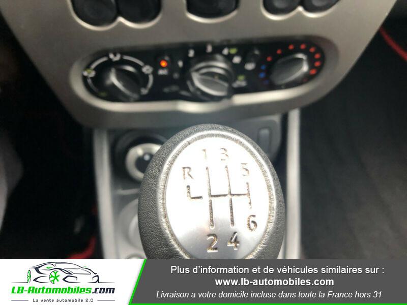 Dacia Duster 1.5 DCI 110 4x4 Noir occasion à Beaupuy - photo n°6