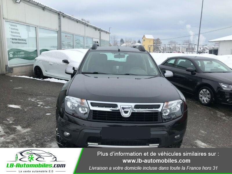 Dacia Duster 1.5 DCI 110 4x4 Noir occasion à Beaupuy - photo n°10