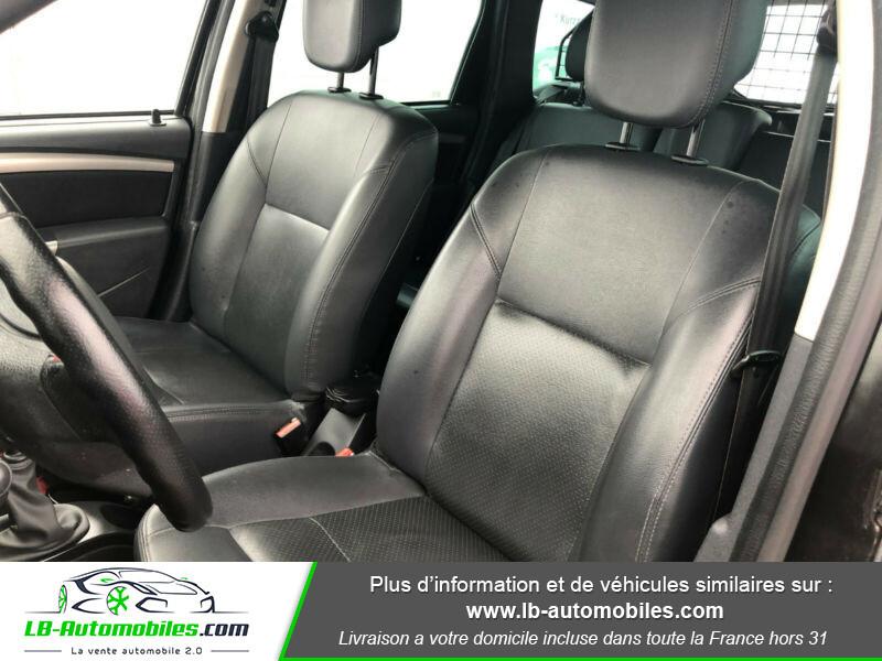 Dacia Duster 1.5 DCI 110 4x4 Noir occasion à Beaupuy - photo n°3