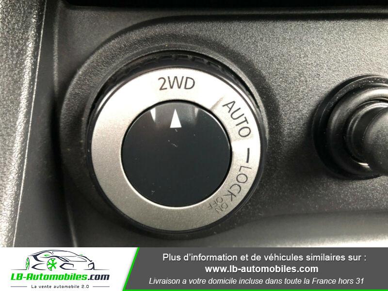 Dacia Duster 1.5 DCI 110 4x4 Noir occasion à Beaupuy - photo n°7