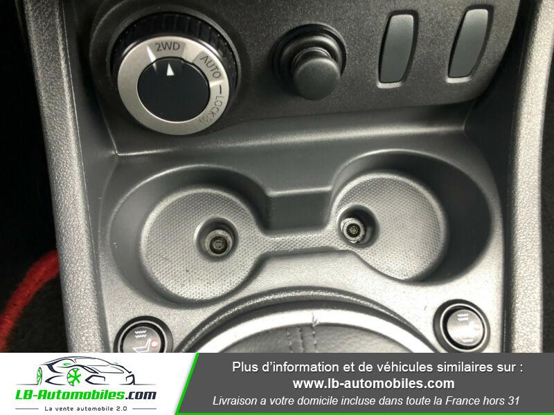 Dacia Duster 1.5 DCI 110 4x4 Noir occasion à Beaupuy - photo n°9