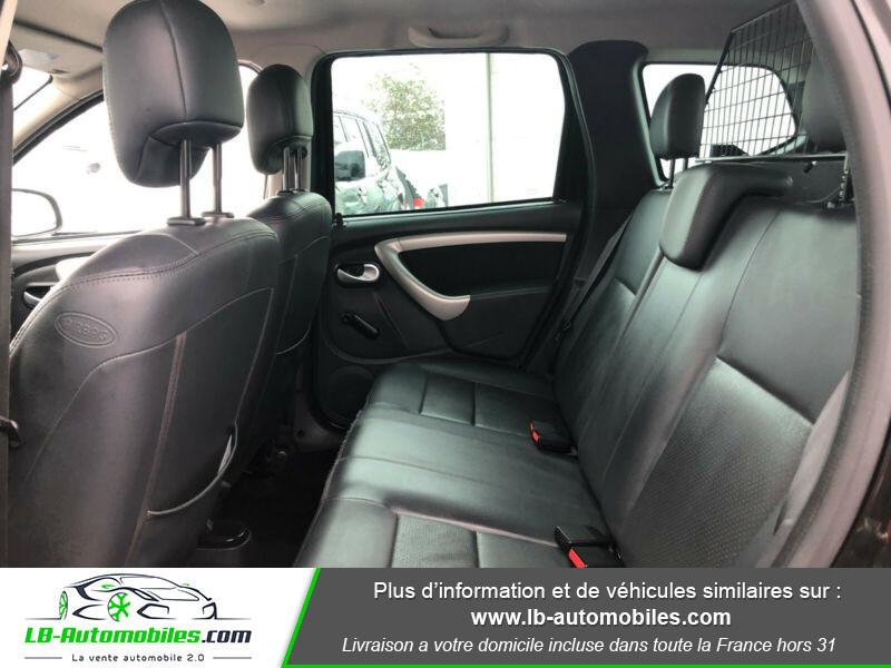 Dacia Duster 1.5 DCI 110 4x4 Noir occasion à Beaupuy - photo n°5