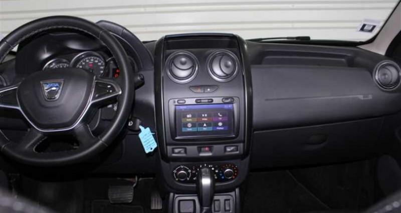 Dacia Duster 1.5 dCi 110 EDC 4x2 Lauréate Plus Blanc occasion à SAINT FULGENT - photo n°4