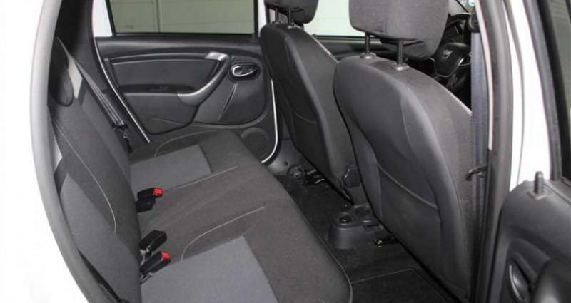 Dacia Duster 1.5 dCi 110 EDC 4x2 Lauréate Plus Blanc occasion à SAINT FULGENT - photo n°5