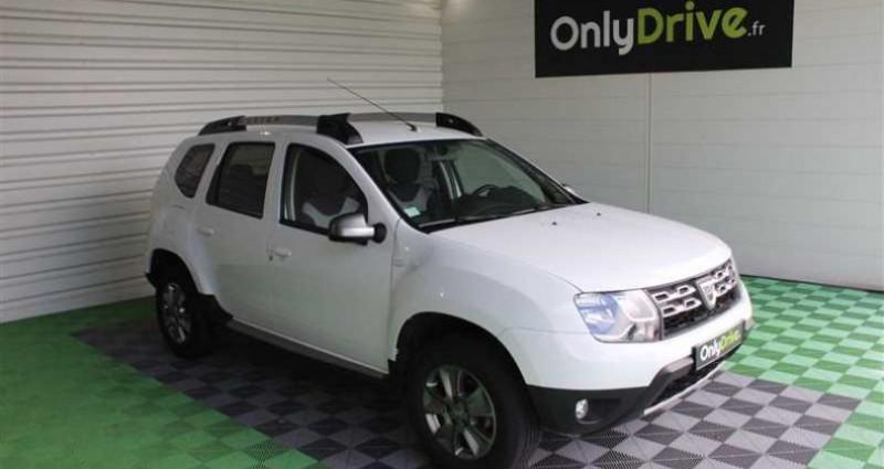 Dacia Duster 1.5 dCi 110 EDC 4x2 Lauréate Plus Blanc occasion à SAINT FULGENT