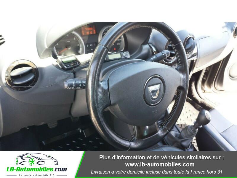 Dacia Duster 1.5 dCi 110 Noir occasion à Beaupuy - photo n°11