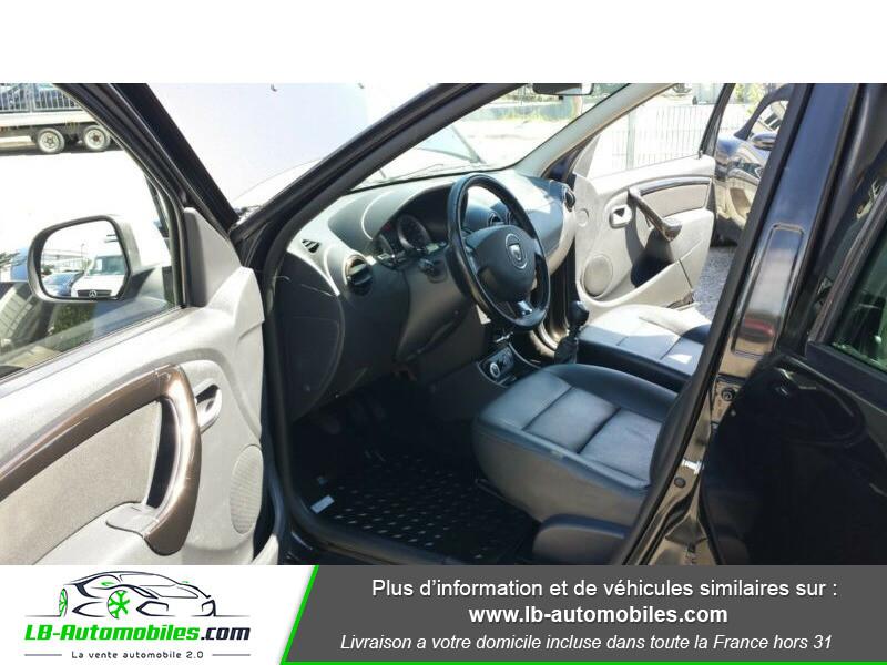 Dacia Duster 1.5 dCi 110 Noir occasion à Beaupuy - photo n°15