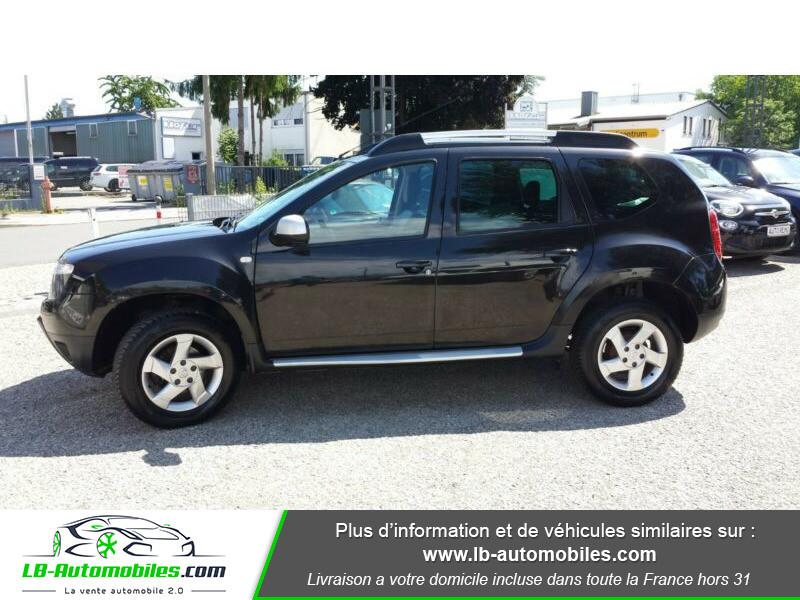 Dacia Duster 1.5 dCi 110 Noir occasion à Beaupuy - photo n°6