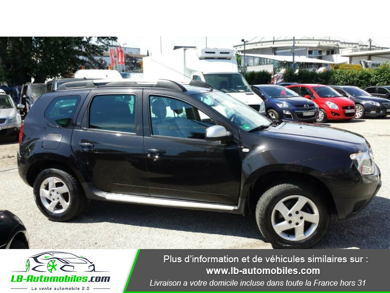 Dacia Duster 1.5 dCi 110 Noir occasion à Beaupuy - photo n°7