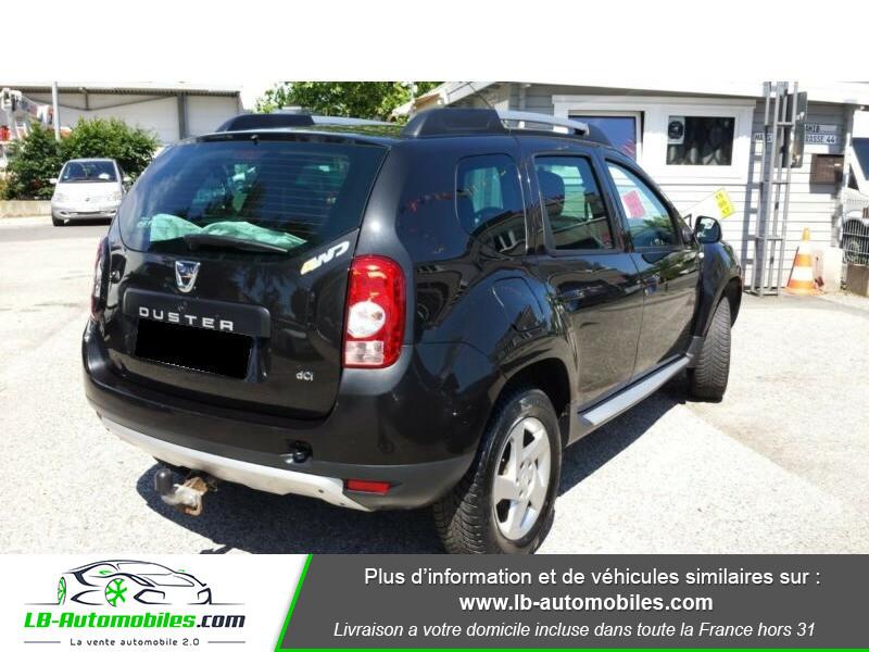 Dacia Duster 1.5 dCi 110 Noir occasion à Beaupuy - photo n°3