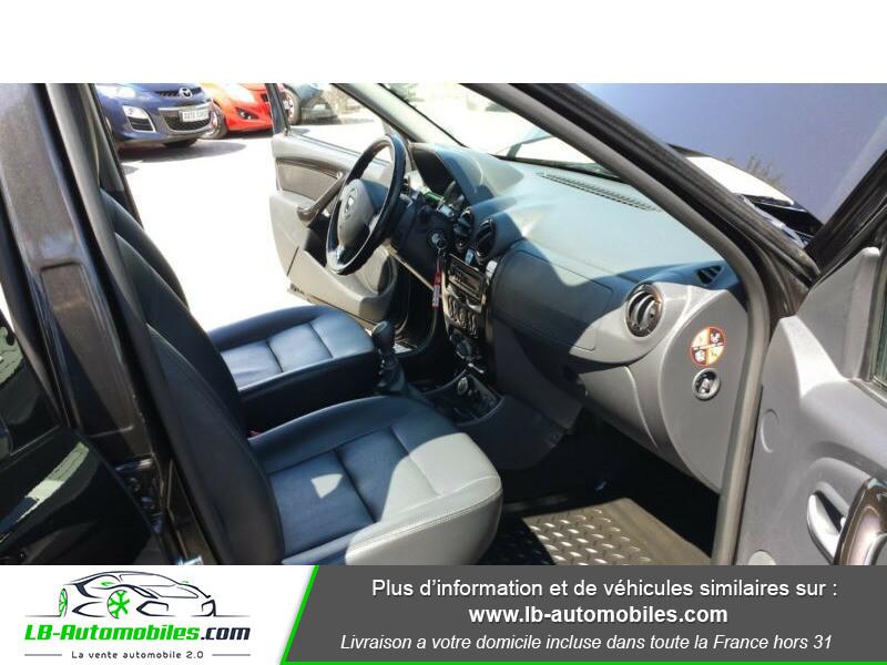 Dacia Duster 1.5 dCi 110 Noir occasion à Beaupuy - photo n°12