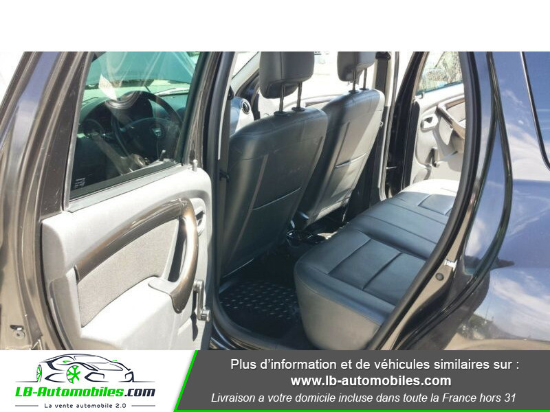 Dacia Duster 1.5 dCi 110 Noir occasion à Beaupuy - photo n°14