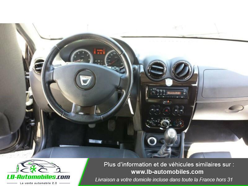 Dacia Duster 1.5 dCi 110 Noir occasion à Beaupuy - photo n°2