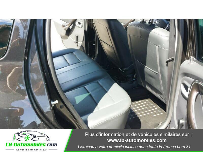 Dacia Duster 1.5 dCi 110 Noir occasion à Beaupuy - photo n°13