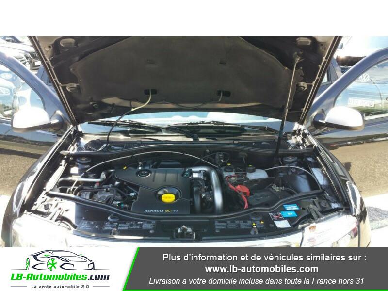 Dacia Duster 1.5 dCi 110 Noir occasion à Beaupuy - photo n°8