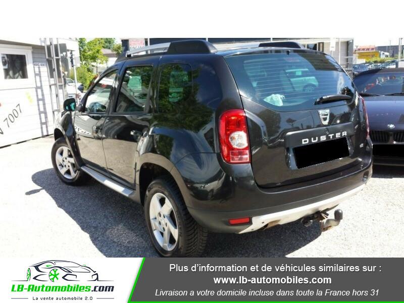 Dacia Duster 1.5 dCi 110 Noir occasion à Beaupuy - photo n°5
