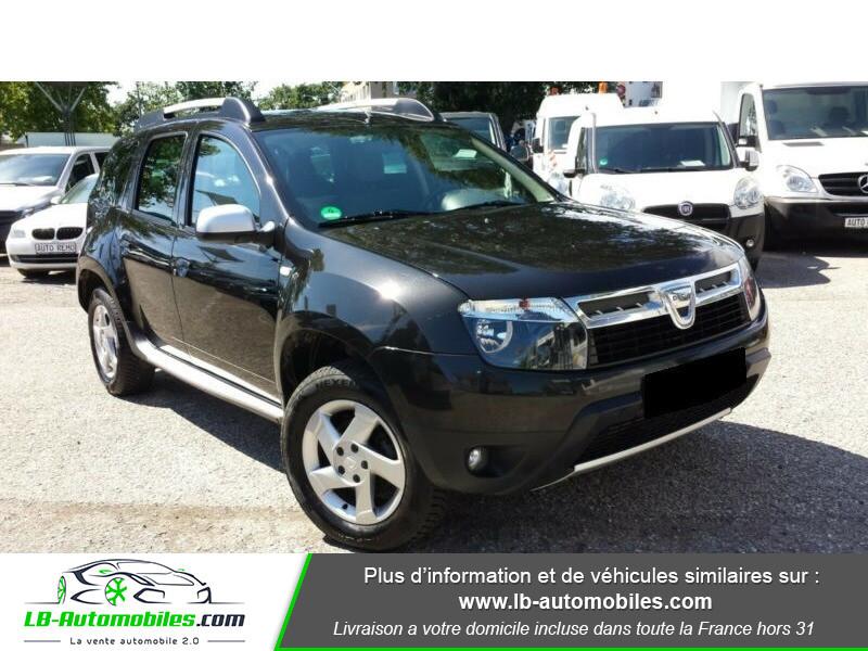 Dacia Duster 1.5 dCi 110 Noir occasion à Beaupuy - photo n°4