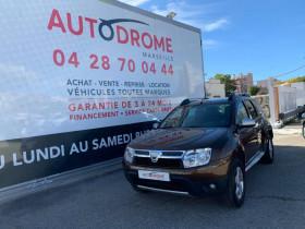 Dacia Duster Marron, garage AUTODROME à Marseille 10