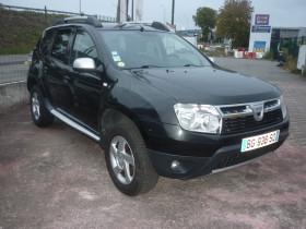 Dacia Duster Noir, garage LOOK AUTOS à Portet-sur-Garonne