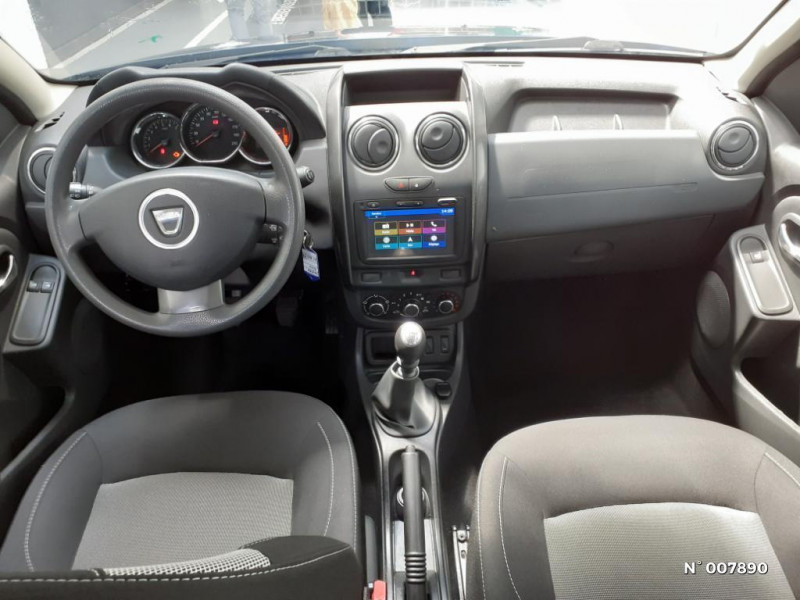 Dacia Duster 1.5 dCi 110ch Lauréate 4X2 Euro6 Bleu occasion à Saint-Just - photo n°10