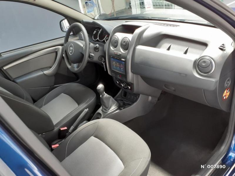 Dacia Duster 1.5 dCi 110ch Lauréate 4X2 Euro6 Bleu occasion à Saint-Just - photo n°4