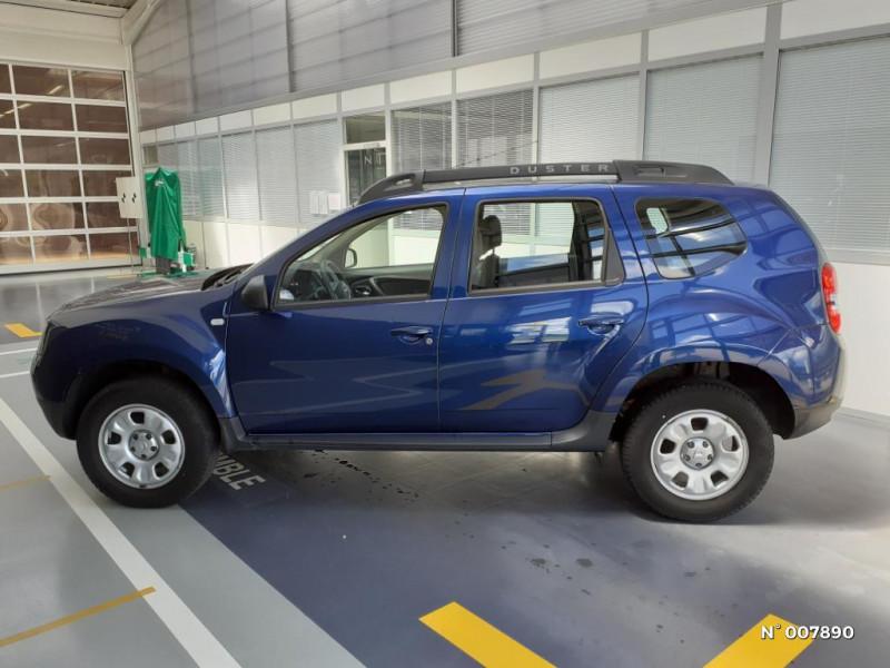 Dacia Duster 1.5 dCi 110ch Lauréate 4X2 Euro6 Bleu occasion à Saint-Just - photo n°8