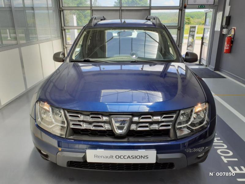 Dacia Duster 1.5 dCi 110ch Lauréate 4X2 Euro6 Bleu occasion à Saint-Just - photo n°2