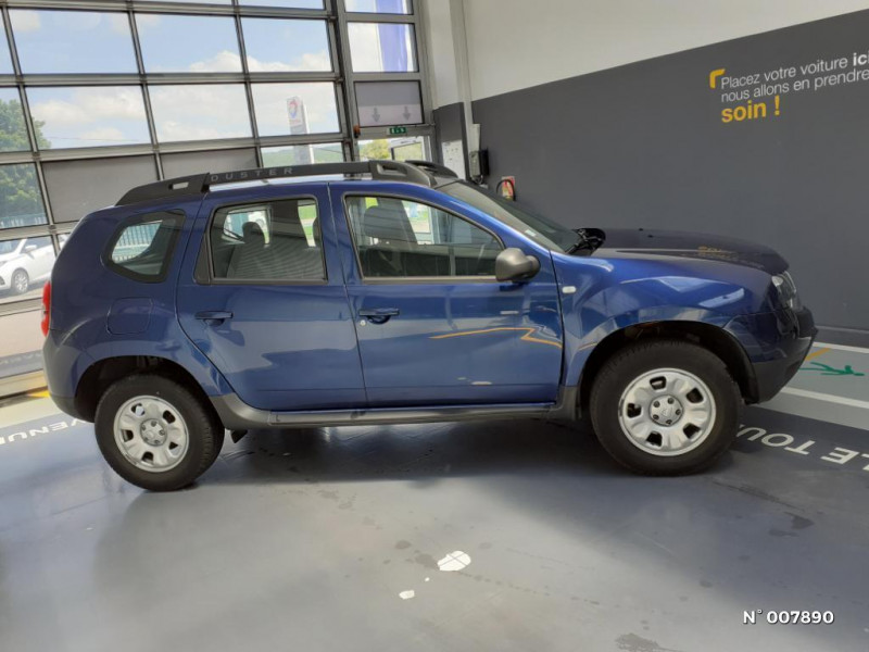 Dacia Duster 1.5 dCi 110ch Lauréate 4X2 Euro6 Bleu occasion à Saint-Just - photo n°7