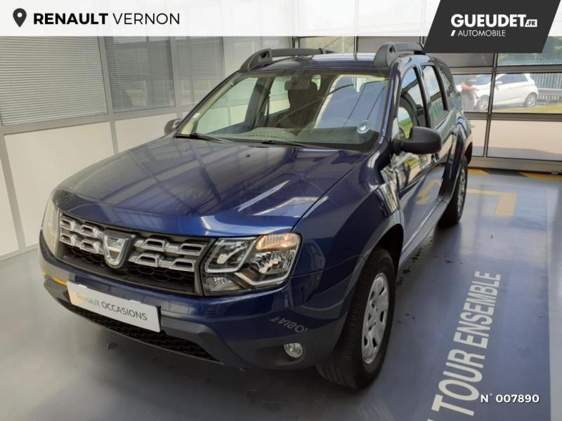 Dacia Duster 1.5 dCi 110ch Lauréate 4X2 Euro6 Bleu occasion à Saint-Just