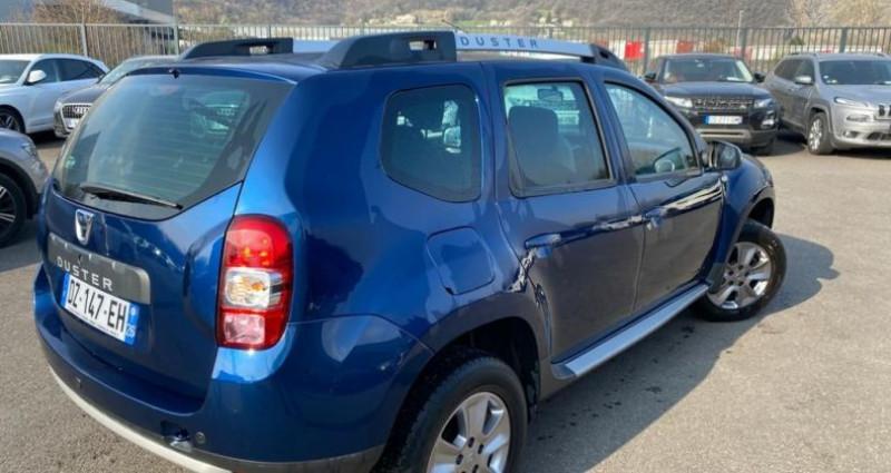 Dacia Duster 1.5 DCI 110CH PRESTIGE 4X2 EURO6 Bleu occasion à VOREPPE - photo n°3