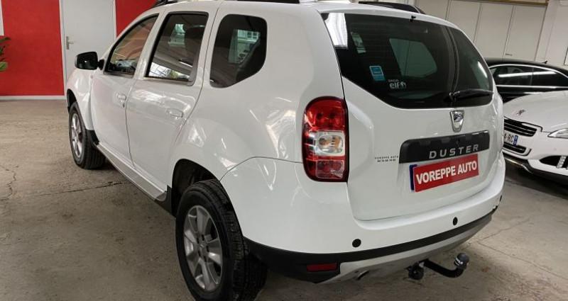 Dacia Duster 1.5 DCI 110CH PRESTIGE 4X2 EURO6 Blanc occasion à VOREPPE - photo n°6